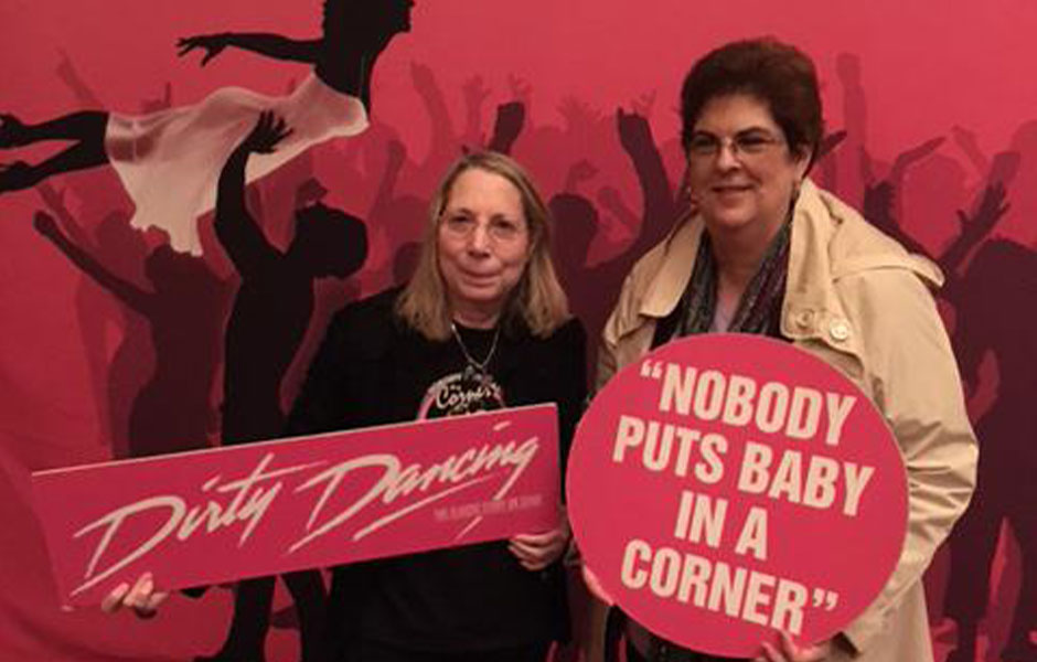 October 31, 2015 | Dirty Dancing Stage Show