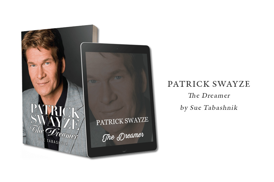 "Press Release: To Honor Patrick Swayze, Author Writes Book: ""PATRICK SWAYZE The Dreamer"""