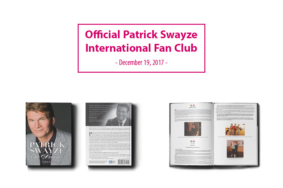 From President, Official Patrick Swayze International Fan Club