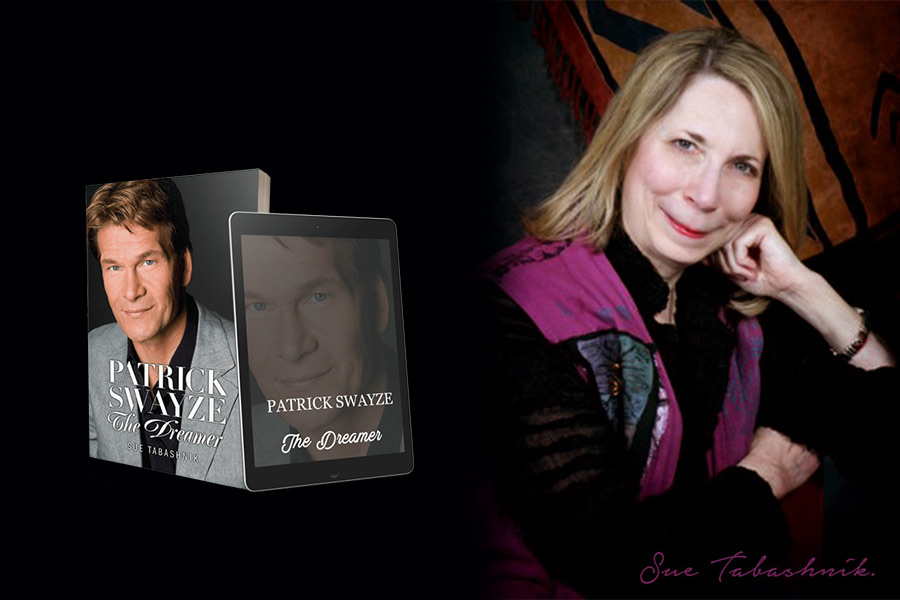 Writer inspired by Patrick Swayze's life, artistry