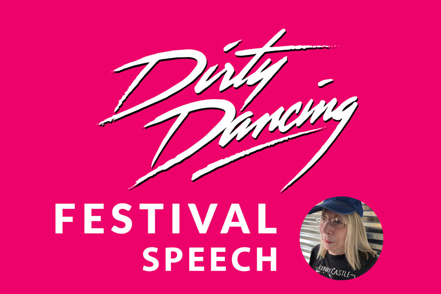 Dirty Dancing Festival Speech